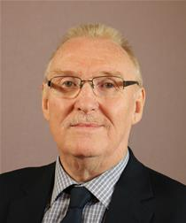 Councillor Alan Napier