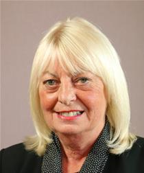 Profile image for Councillor Christine Potts